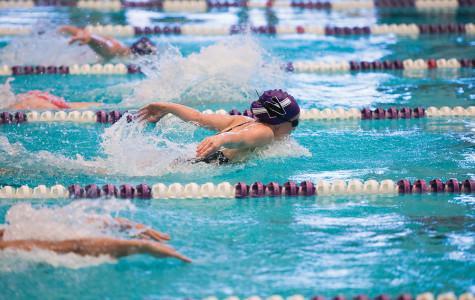 Women's Swimming: Northwestern dominates competition at Winter Break invitational