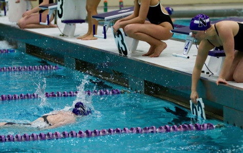 Women's Swimming: Northwestern finds silver linings in weekend blowouts