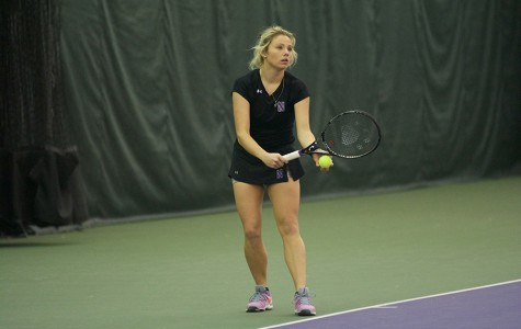 Women's Tennis: Wildcats prepare with confidence for ITA Indoor Qualifiers
