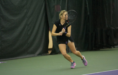 Women's Tennis: Wildcats prepare for home opener against No. 14 Duke