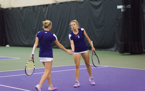 Women's Tennis: Wildcats gear up for first winter weekend