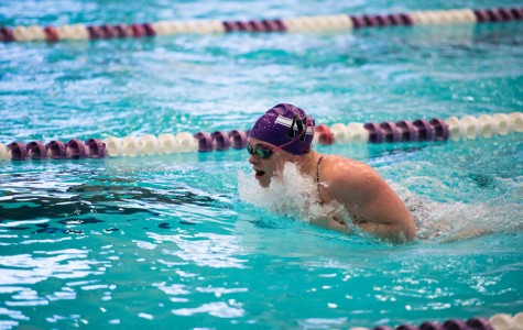 Women's Swimming: Diving accident overshadows Wildcats' win over Iowa