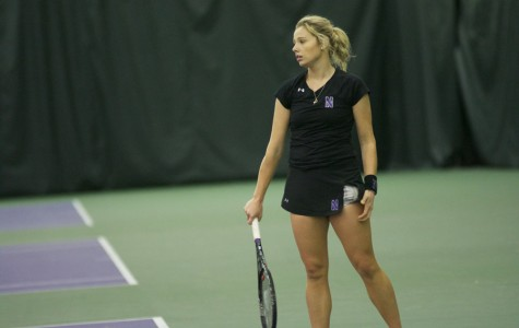 Women's Tennis: Northwestern splits ITA qualifying round