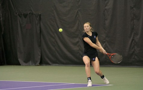 Women's Tennis: Wildcats start off Winter Season with promising performance in Wildcat Duals