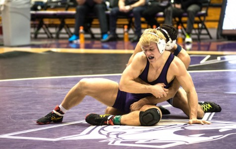 Wrestling: Jennings saves Wildcats from second straight shutout
