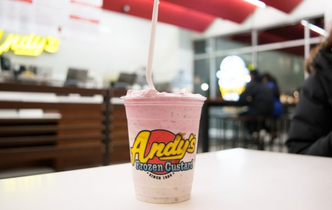 Best Dessert: Andy's Frozen Custard