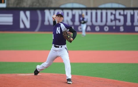 Wildcats routed by Michigan in first game of doubleheader