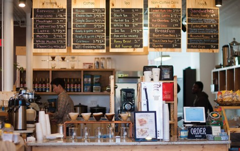Best Coffee Shop: Coffee Lab
