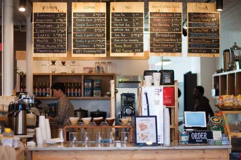 Best Coffee Shop: Coffee Lab