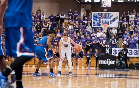 Men's Basketball: Bryant McIntosh sets Northwestern single-season record for assists