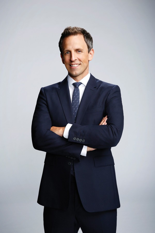 Seth+Meyers%2C+the+host+of+%E2%80%9CLate+Night+with+Seth+Meyers%E2%80%9D+on+NBC%2C+has+made+a+career+out+of+late+night+television.+The+Communication+alum+will+speak+at+Northwestern%E2%80%99s+2016+commencement.