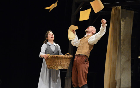 Production of 'Equivocation' blends history, fiction
