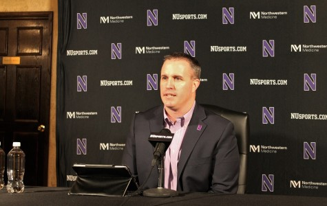 Football: Fitzgerald introduces new Northwestern recruiting class