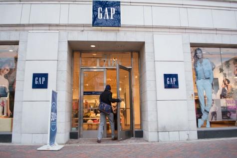 Best Men's Clothing: Gap
