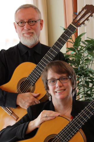 Northwestern guitar program creator takes the stage in classical guitar series
