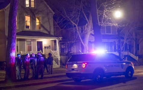 Police respond to reported burglary at Northwestern student residence