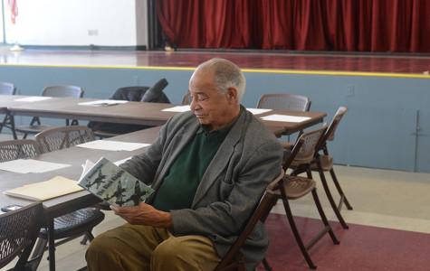Civil rights activist Bennett Johnson reflects on life of service
