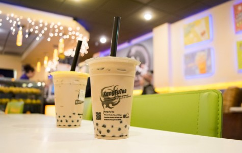 Best Milk Tea: Kung Fu Tea
