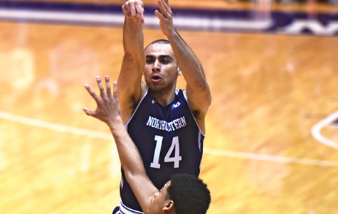 Men's Basketball: McIntosh, Demps propel Northwestern in rout of Minnesota