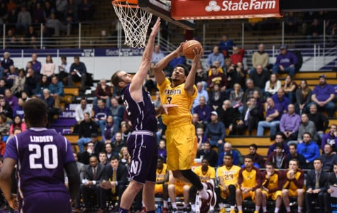 Men's Basketball: Northwestern hosts Illinois for next chapter in unpredictable rivalry