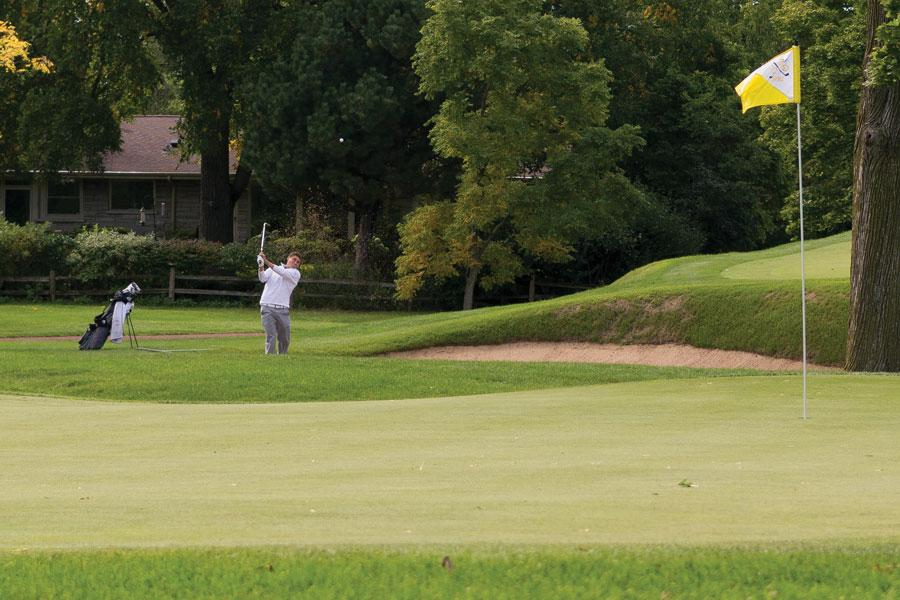 Men's Golf: Late rally pushes Wildcats to eighth-place ...