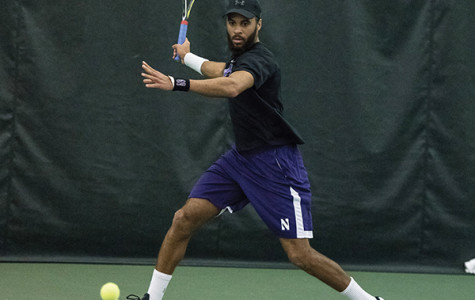 Men's Tennis: Northwestern looks to stay strong in three-set matches during weekend