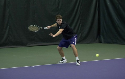 Men's Tennis: Northwestern's match against TCU canceled