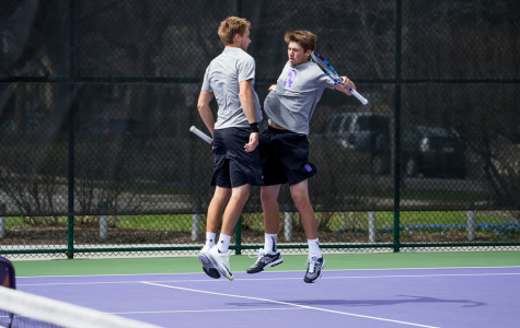 Men's Tennis: No. 21 Northwestern seeks homecourt boost against Kentucky