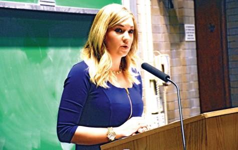 Conservative journalist Katie Pavlich criticizes Obama, microaggressions in College Republicans-sponsored speech