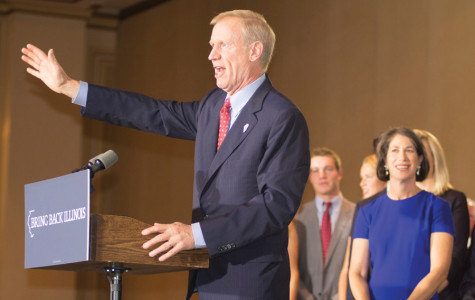 Rauner proposes options for budget stalemate in annual address