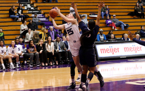 Women's Basketball: Turnovers hurt Northwestern in loss to Penn State