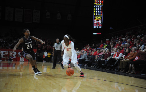 Women's Basketball: Rutgers' Copper, Scaife prove too much for Northwestern
