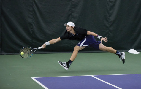 Men's Tennis: With strong winter play, No. 21 Northwestern looks to emerge as national force