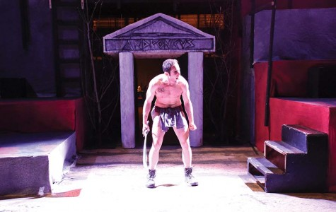 'Titus Andronicus' addresses sexual violence through immersive production