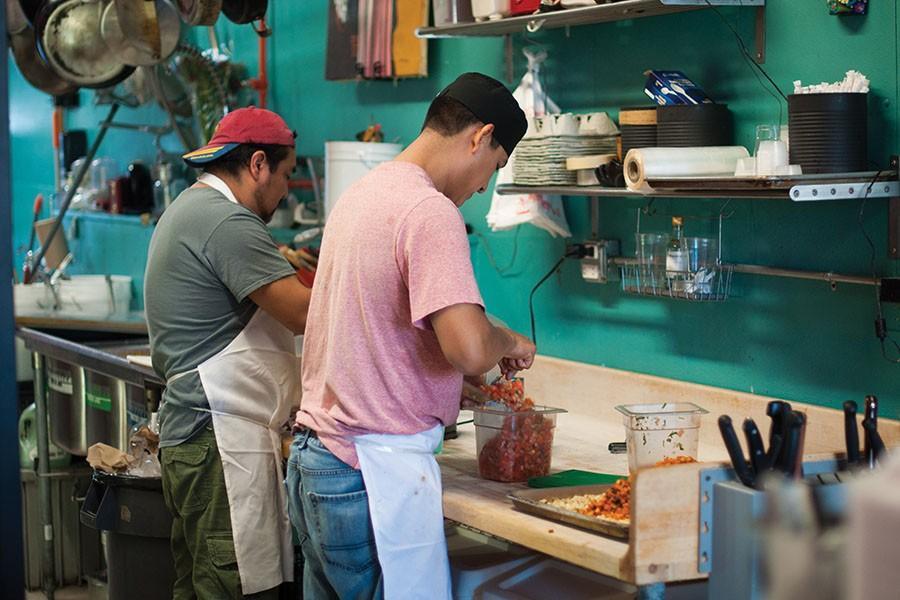 Best Latin Food: Tomate Fresh Kitchen