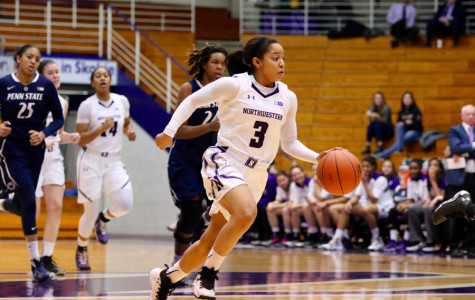 Women's Basketball: Nittany Lions pounce on Northwestern as Wildcats lose nine of last ten