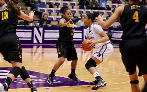Women's Basketball: Skidding Northwestern limps into February