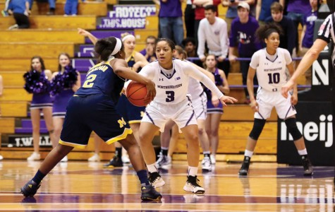Women's Basketball: Northwestern drops final conference home game to Michigan