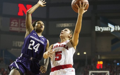 Women's Basketball: Christen Inman shines in Northwestern loss