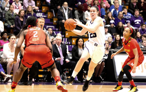 Women's Basketball: Wildcats rough season continues with loss to Maryland after slow start