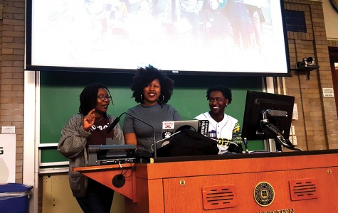 Student groups host event about importance of black community's involvement in politics