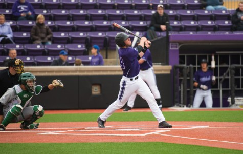 Baseball: Wildcats rout Chicago State in first game at renovated home stadium
