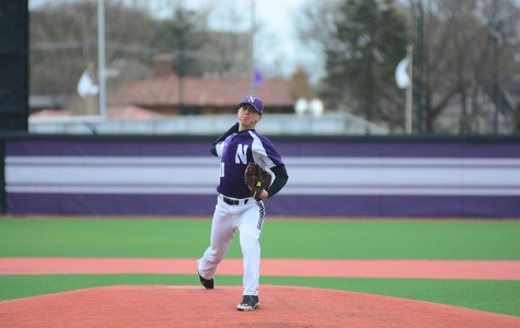 Baseball: Walk-off loss to Ohio State wraps up Wildcats' opening road slate