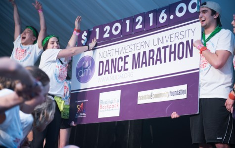 Dance Marathon raises more than $1.2 million to fight childhood hunger