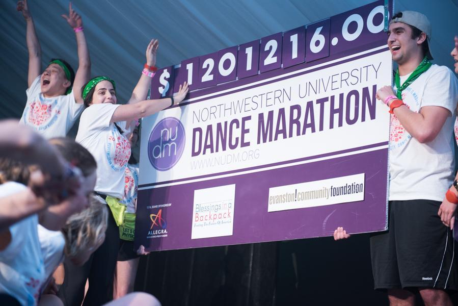 Dance Marathon raises more than $1.2 million to fight childhood hunger