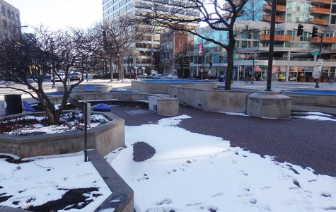 Evanston to begin planning Fountain Square upgrades