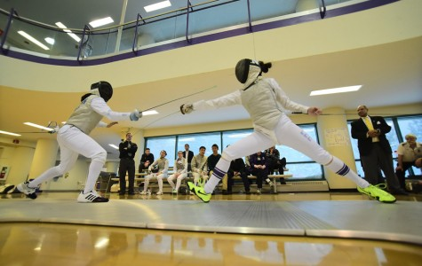 Fencing: Wildcats win Midwest Conference Championships