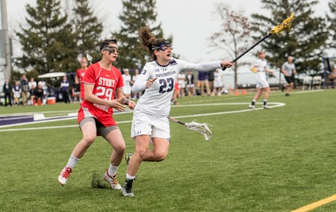 Lacrosse: Wildcats seek revenge in Big Ten opener