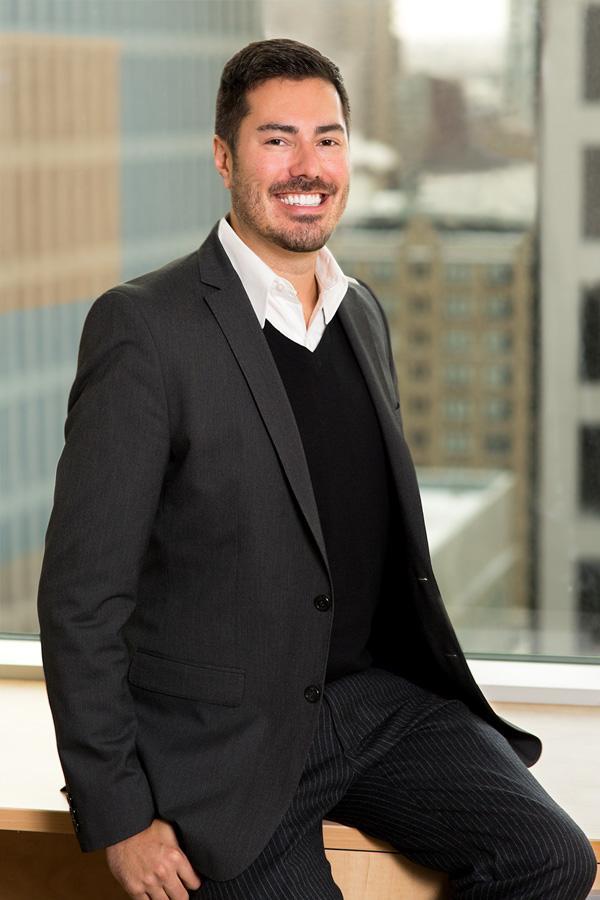 Feinberg Prof. Brian Mustanski