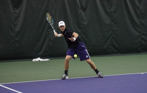 Men's Tennis: Kirchheimer wins Big Ten men's tennis Athlete of the Week